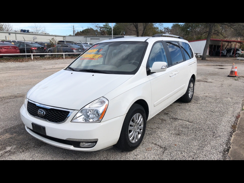 Kia Sedona 2014 price Call for price