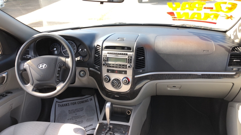 Hyundai Santa Fe 2008 price Call for price