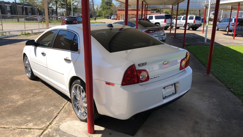 Chevrolet Malibu 2012 price 0