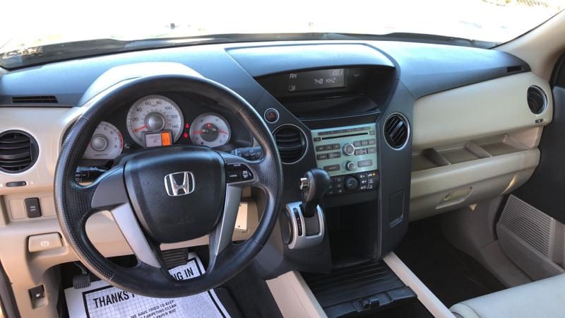 Honda Pilot 2011 price 0
