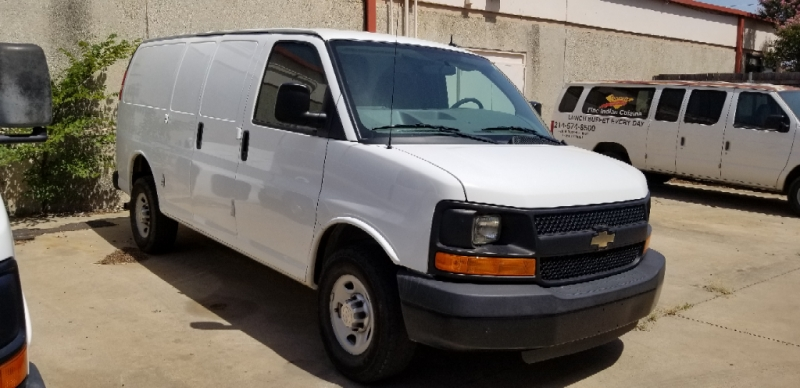 Chevrolet Express Cargo Van 2015 price $15,490