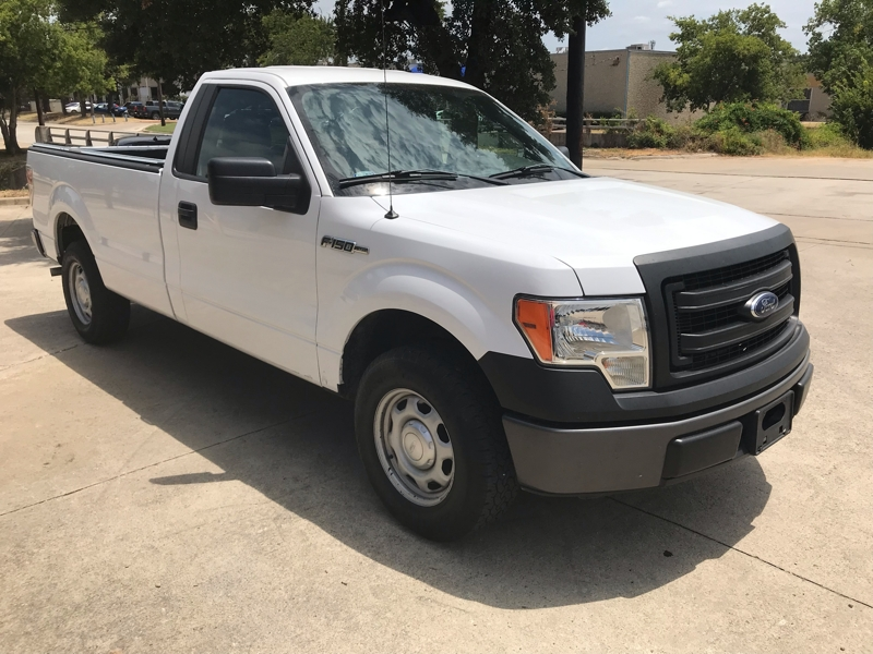 Ford F-150 2014 price $9,000