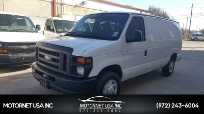 Ford Econoline Cargo Van E-150 2013