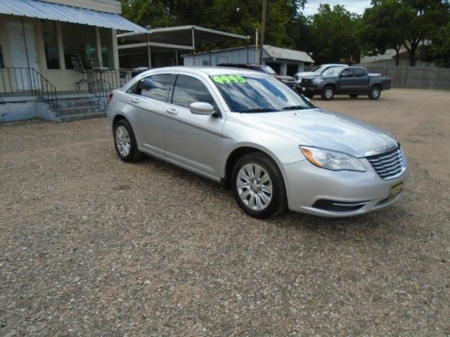 2011 Chrysler 200-Series