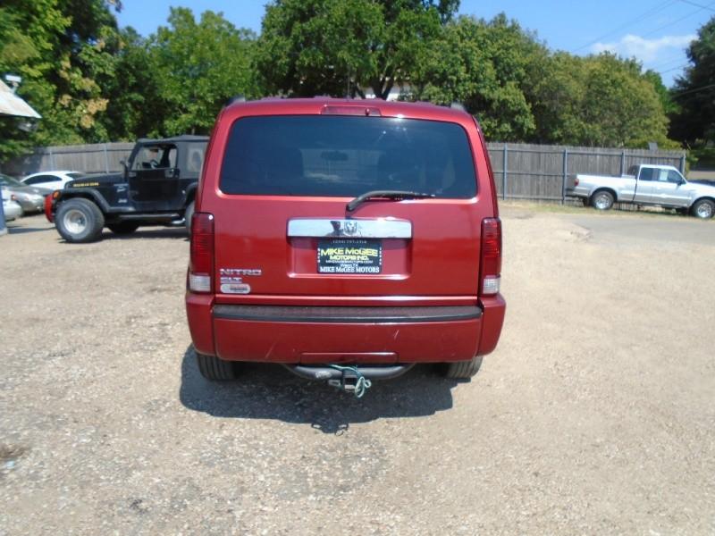 Dodge Nitro 2007 price $3,995
