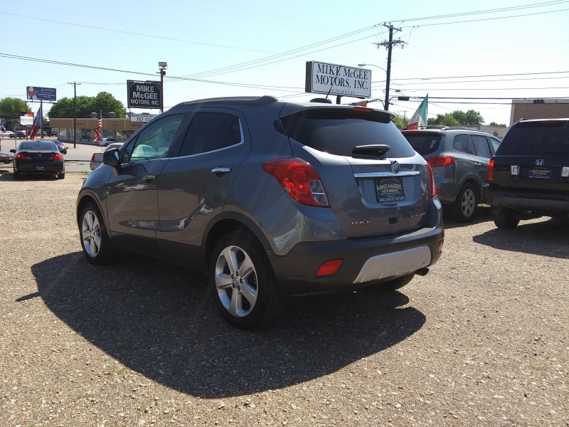 Buick Encore 2015 price $9,995