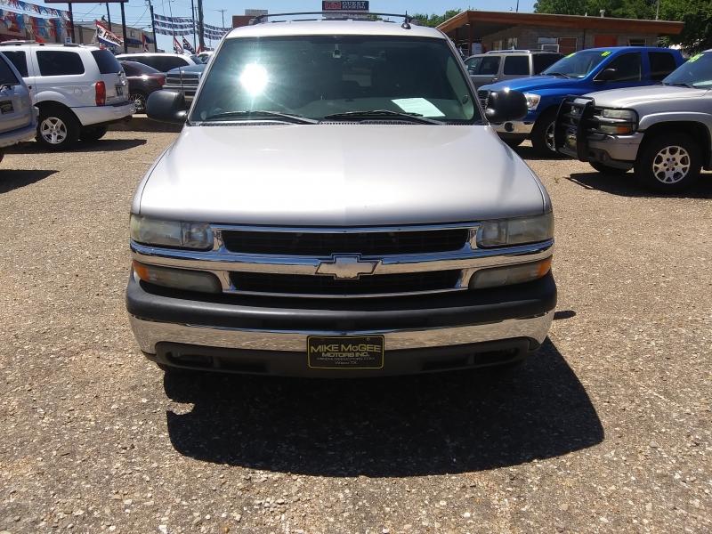 Chevrolet Tahoe 2005 price $4,998