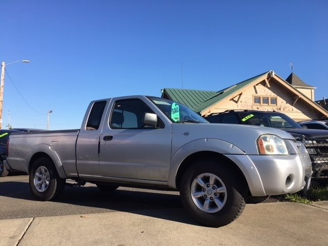 2003 Nissan Frontier 2WD