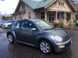 Volkswagen New Beetle Coupe 2003