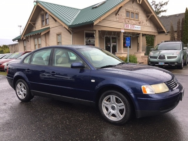 2001 Volkswagen New Body Passat