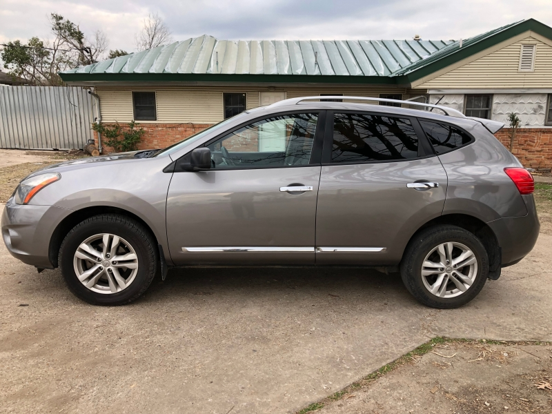 Nissan Rogue Select 2015 price $7,995