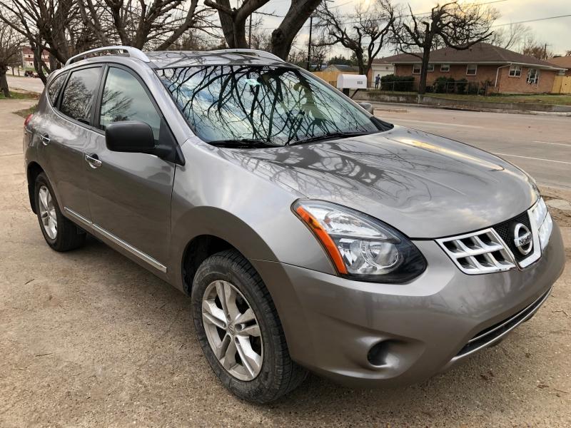 Nissan Rogue Select 2015 price $7,995