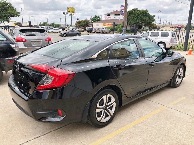 Honda Civic Sedan 2017 price $13,995