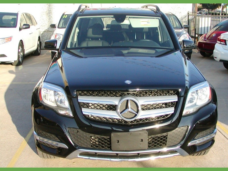 Mercedes-Benz GLK-Class 2014 price $22,995