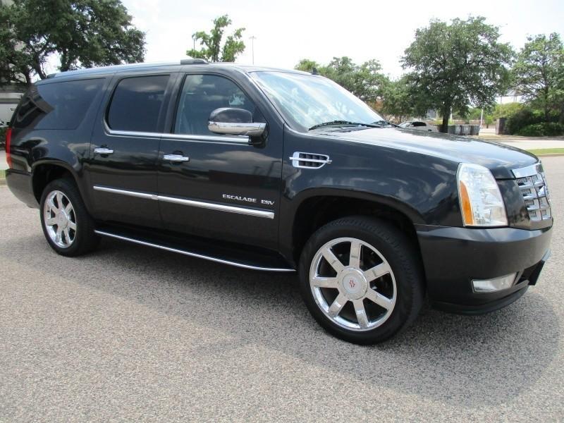 Cadillac Escalade ESV AWD Dr Luxury ECars Auto - Cadillac dealership in dallas tx