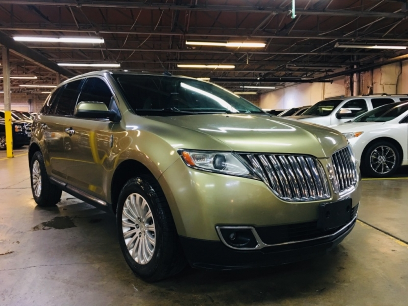 Lincoln MKX 2013 price $10,999 Cash