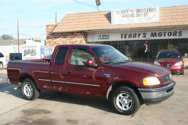 1998 Ford F 150 Supercab 139 Inventory Terry S Motors Auto
