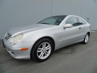 Mercedes-Benz C230 2002