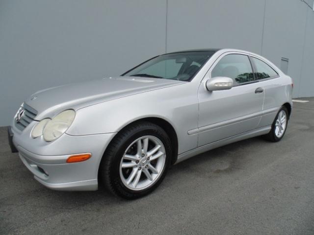 2002 Mercedes-Benz C230