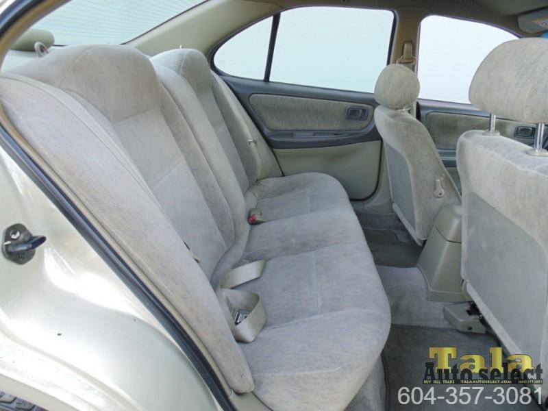 Nissan Altima 1999 price $1,995