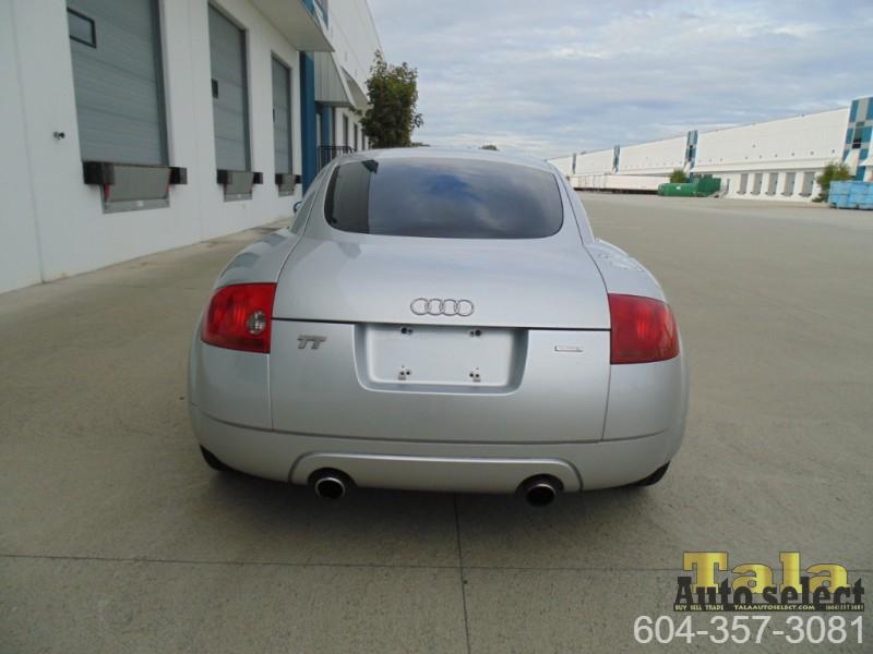 Audi TT 1999 price $8,995
