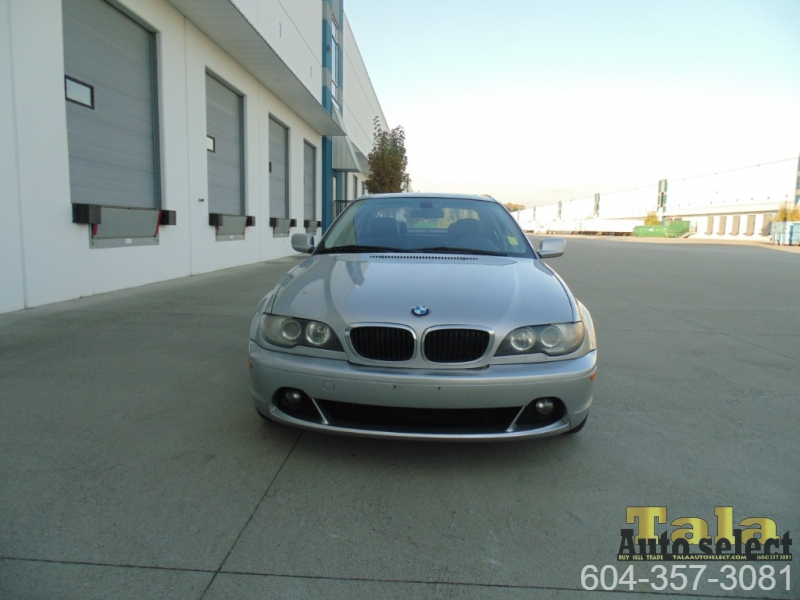 BMW 330I 2004 price $2,850