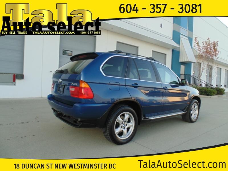 BMW X5 2003 price $4,888