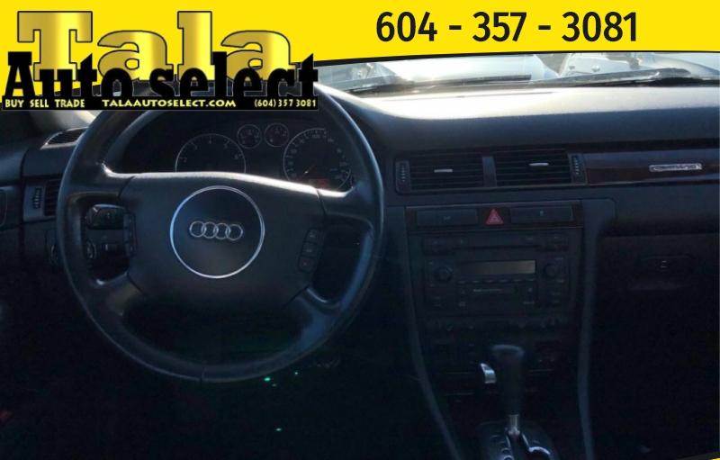 Audi A6 2002 price $2,888