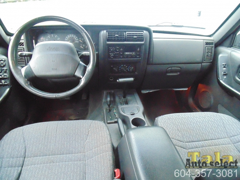 Jeep Cherokee 1999 price $4,888