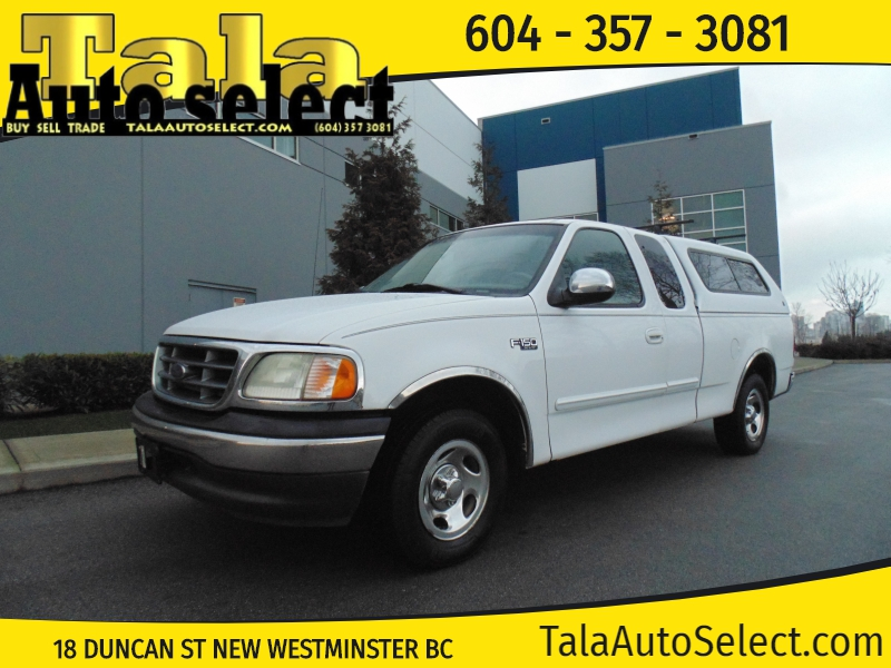 Ford F-150 2002 price $2,995