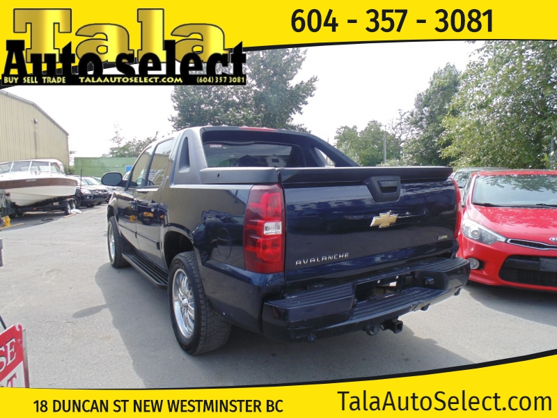 Chevrolet Avalanche 2007 price $6,995