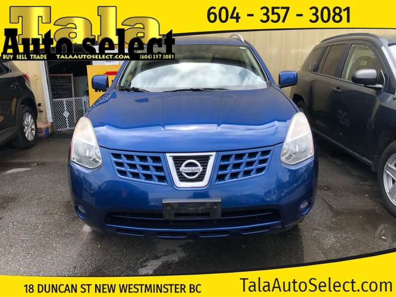 Nissan Rogue 2008 price $8,995