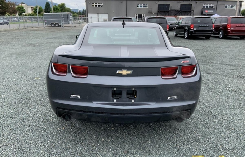 Chevrolet Camaro 2010 price $8,995