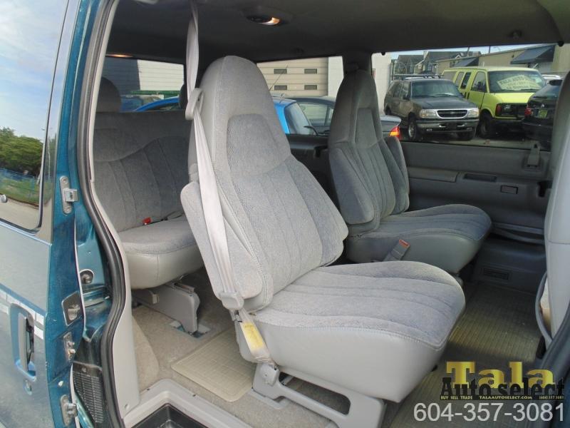 Chevrolet Astro 1997 price $0