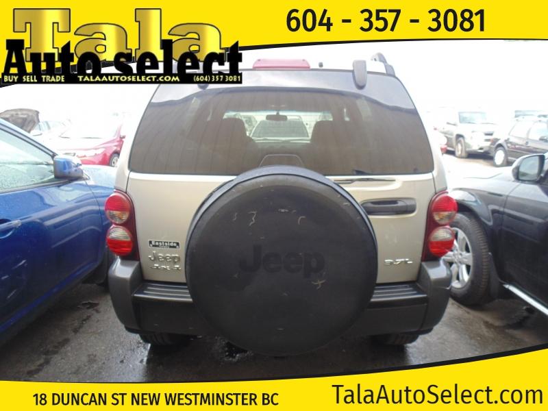 Jeep Liberty 2006 price $3,995