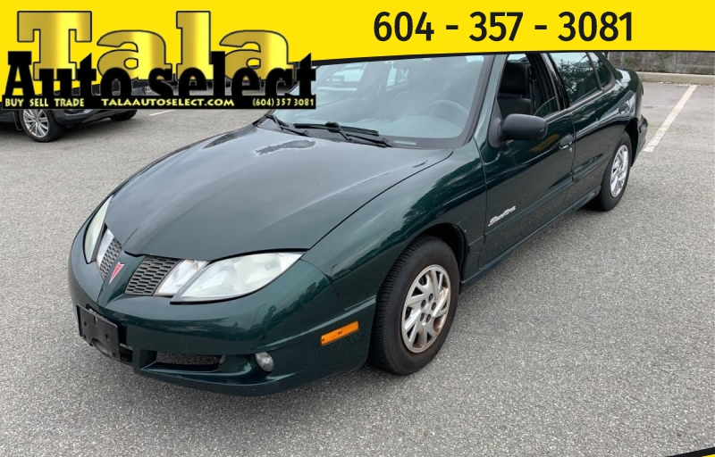Pontiac Sunfire 2004 price $1,450