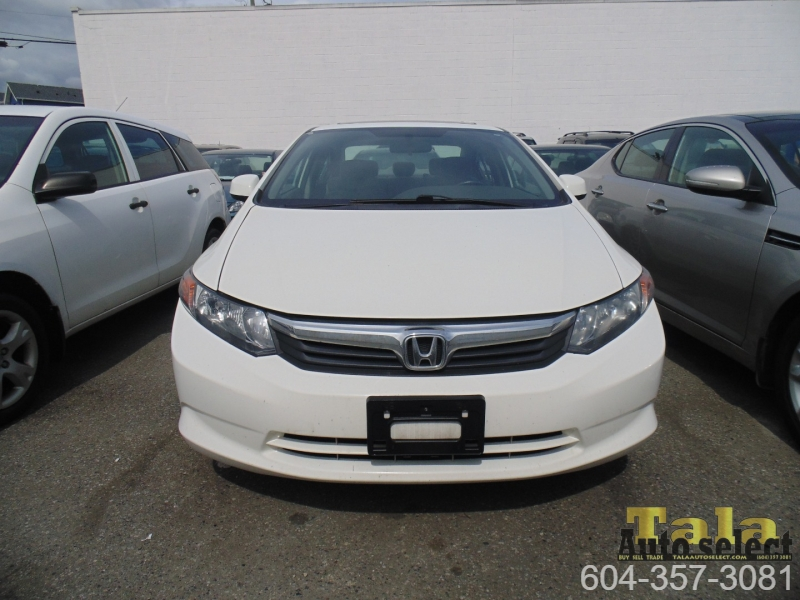 Honda Civic 2012 price $7,995