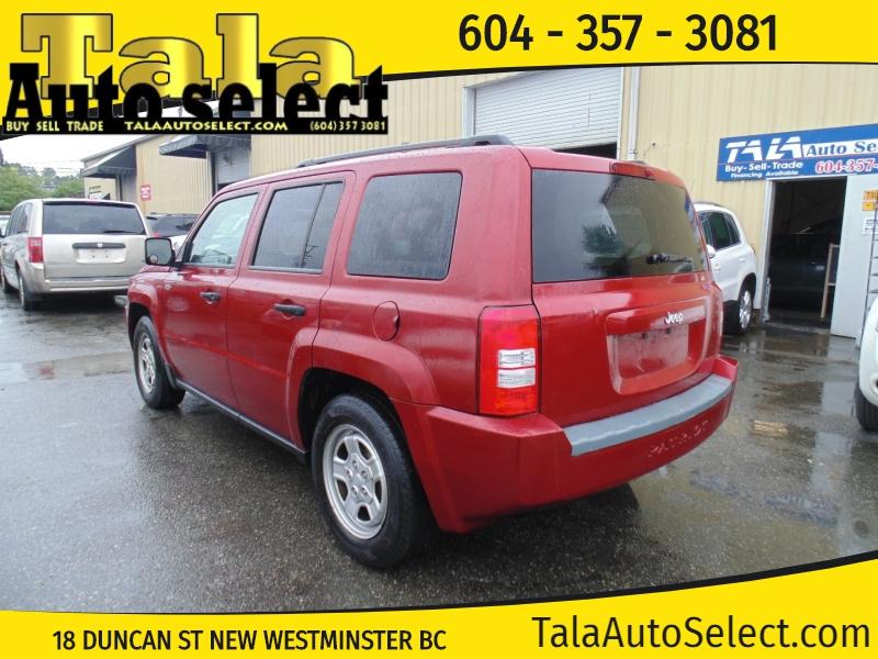 Jeep Patriot 2008 price $3,500