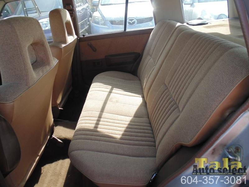 Toyota Tercel 1987 price $2,995