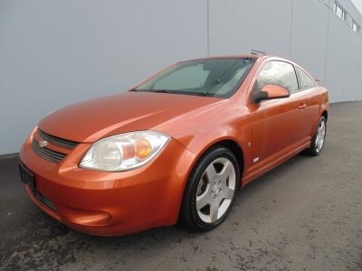 Chevrolet Cobalt ss coupe 2007