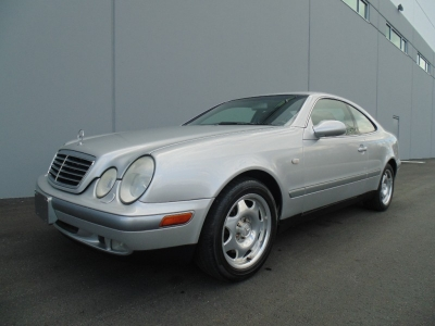 Mercedes-Benz CLK320 1999