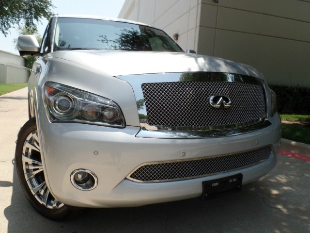 2014 Infiniti QX80 Theater Package