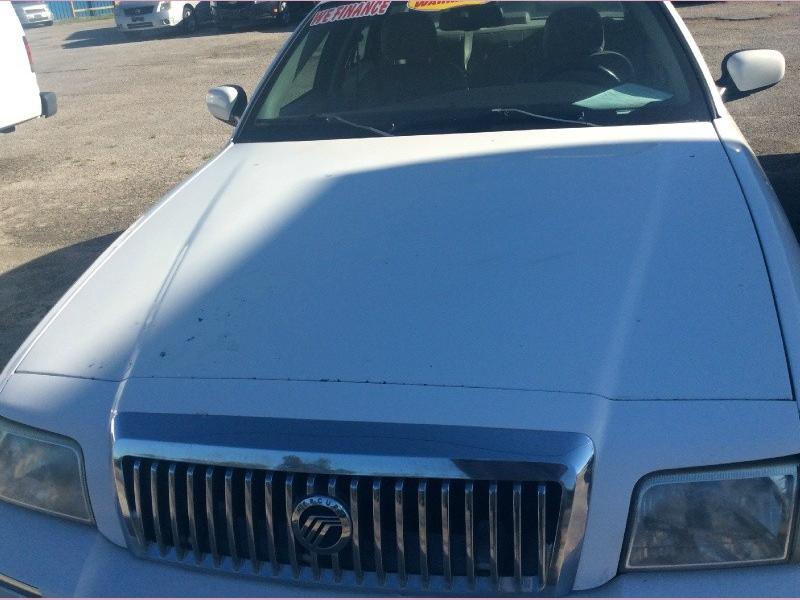 Mercury Grand Marquis 2008 price 4200cash