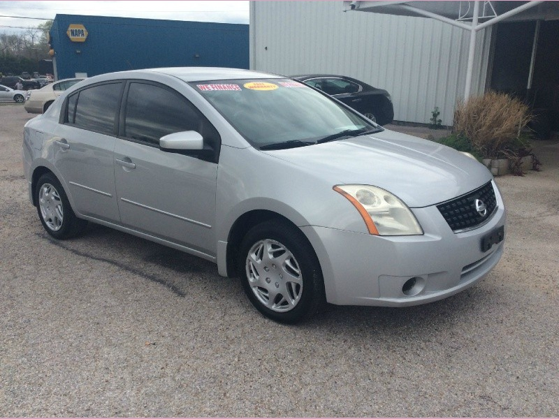 Nissan Sentra 2008 price 600down