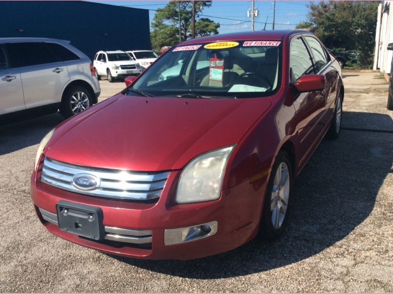 Ford Fusion 2008 price 1000down