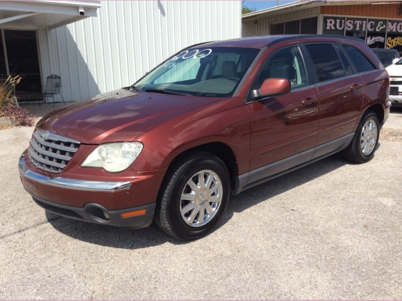 Chrysler Pacifica 2007 price 3200cash