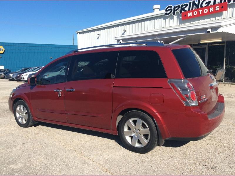 Nissan Quest 2007 price 2900cash