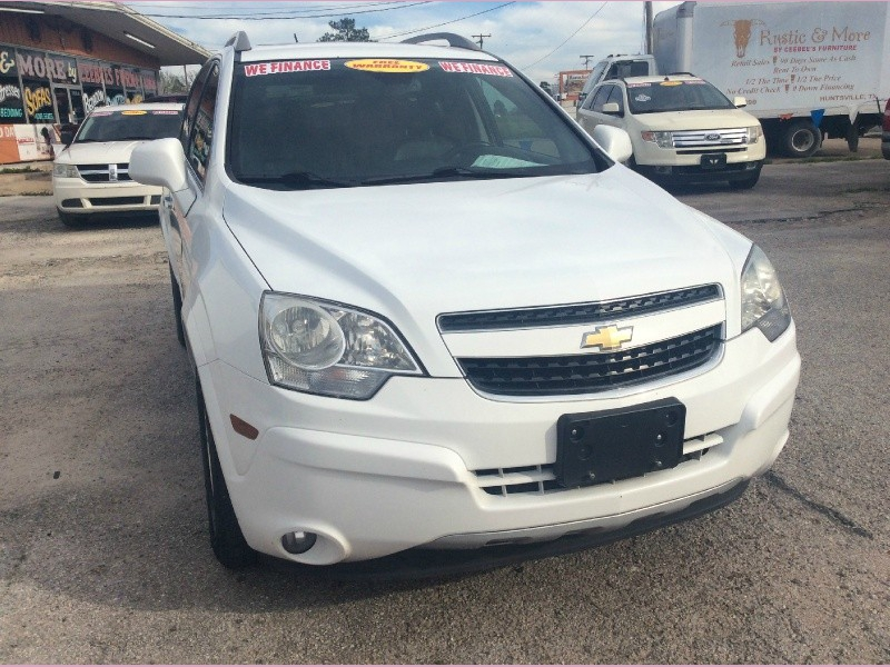 Chevrolet Captiva Sport Fleet 2014 price 1300down