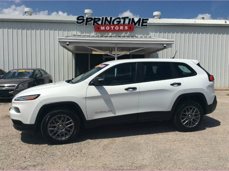 Jeep Cherokee 2014 price 1700down