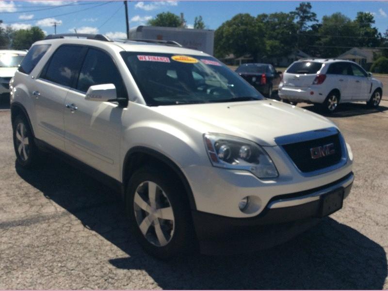 GMC Acadia 2012 price 1500down